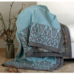 Landlust - Strickset Tweed Strickdecke