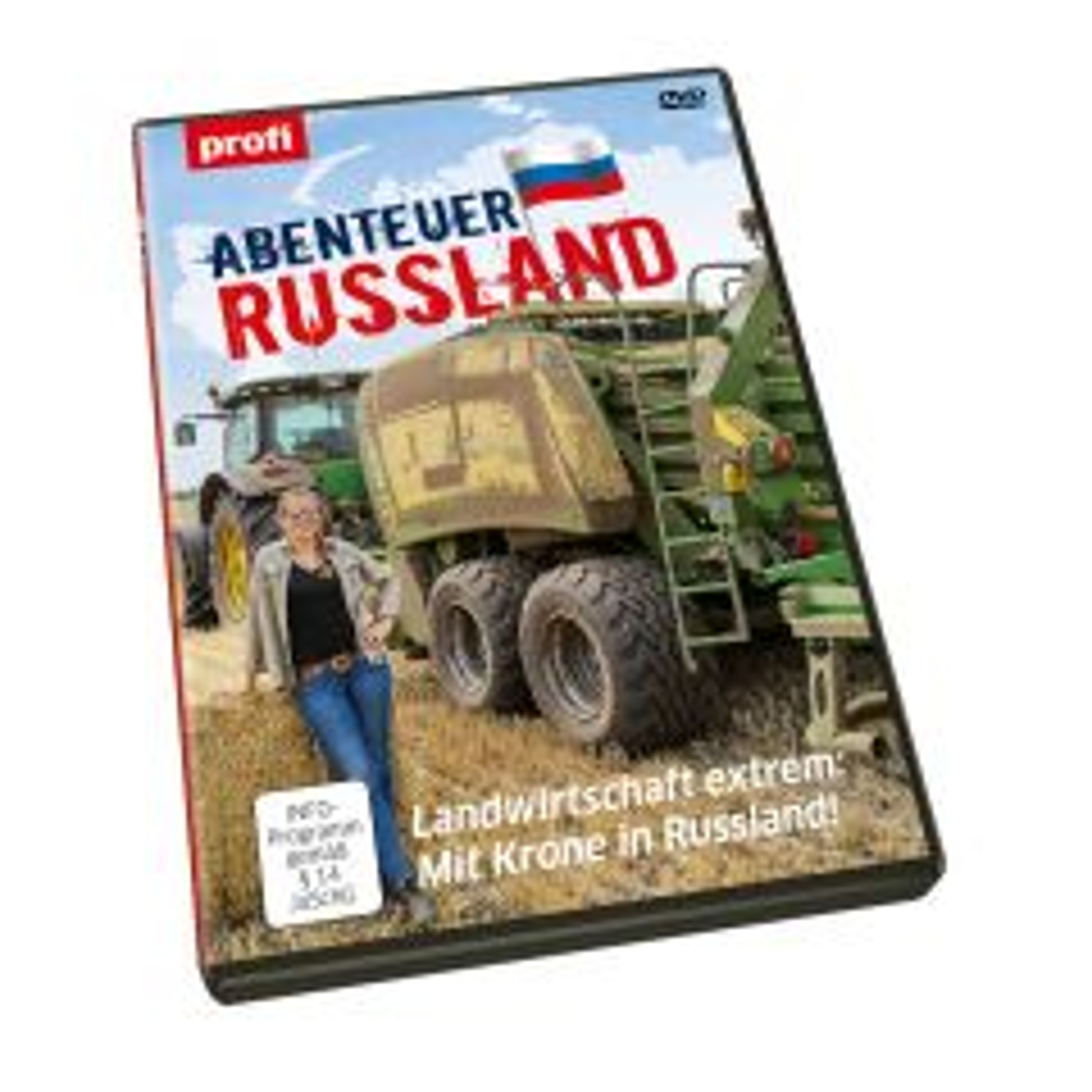 Profi DVD Abenteuer Russland