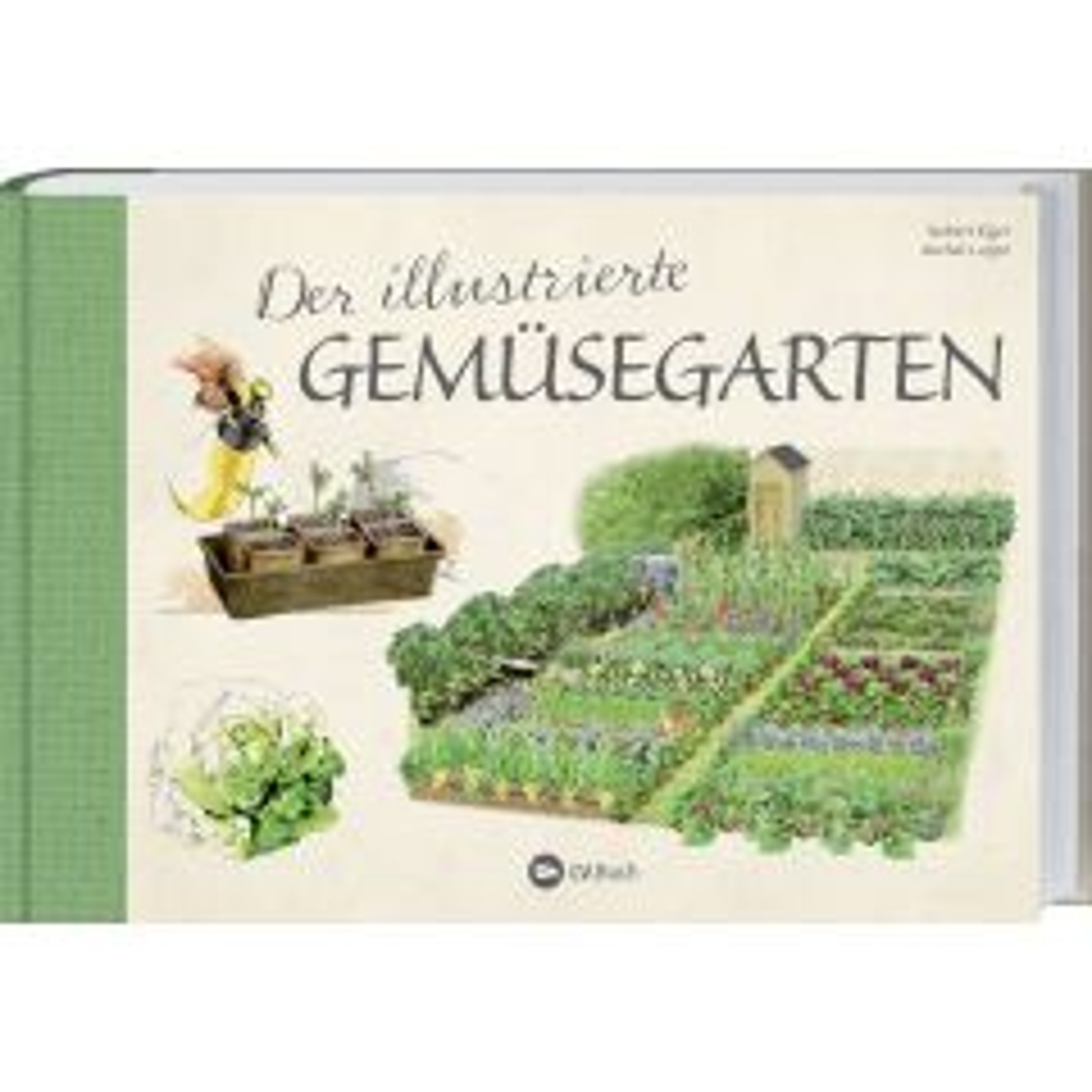 Der illustrierte Gemüsegarten