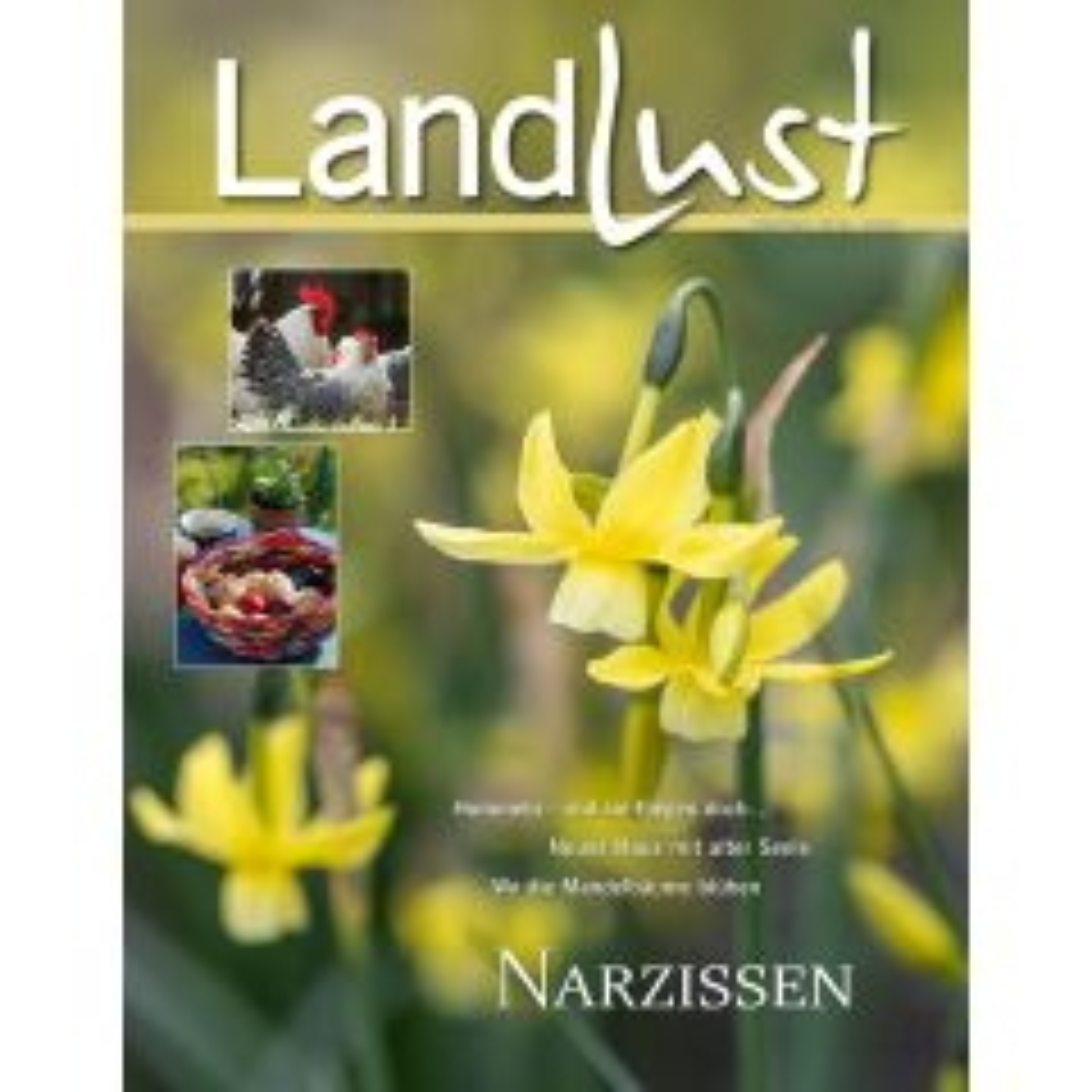 Landlust Heft 2/2018
