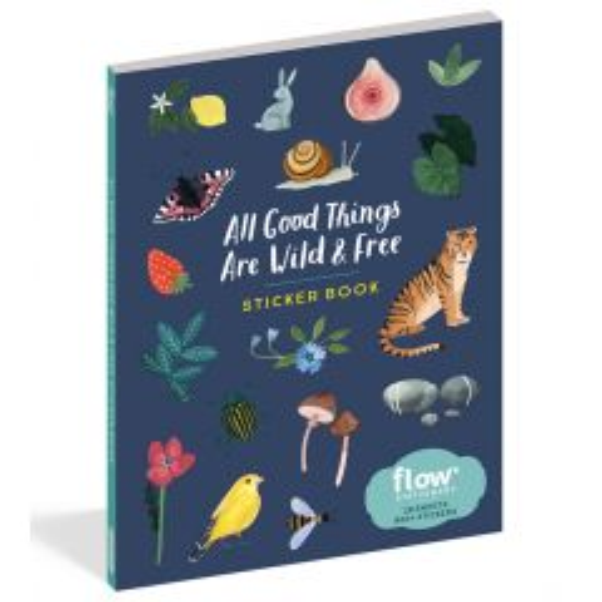 Flow Sticker Book