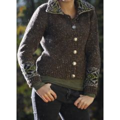 Landlust - Strickset Jacquardjacke
